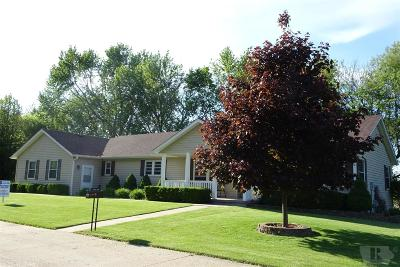 Grinnell Single Family Home For Sale: 1 Hobart Place