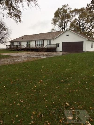 Grinnell Single Family Home For Sale: 155 385th Street