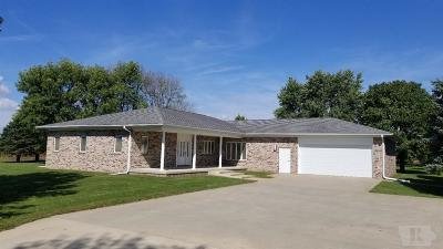 Montezuma IA Single Family Home For Sale: $389,500