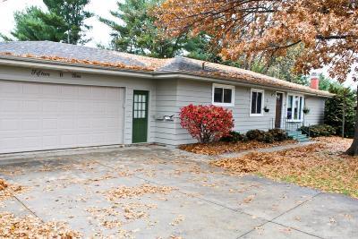 Marshalltown Single Family Home For Sale: 1509 S 2nd Avenue