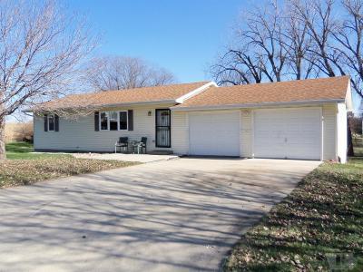 Gilman, Toledo Single Family Home For Sale: 302 B Street