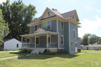 Grinnell Single Family Home For Sale: 1533 Summer Street