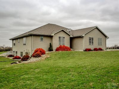 Marshall County Single Family Home For Sale: 1317 295th Street