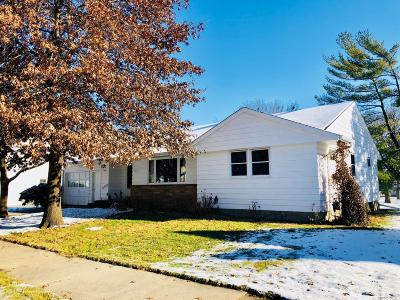 Marshalltown Single Family Home For Sale: 108 S 8th Street