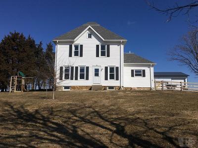Gilman, Toledo Single Family Home For Sale: 3353 310 Street