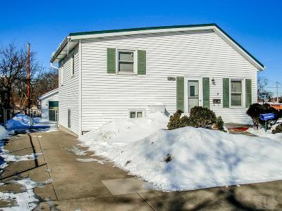 Marshalltown Single Family Home For Sale: 911 S 7th Avenue