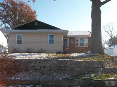 Marshalltown Single Family Home For Sale: 1020 S 9th Avenue