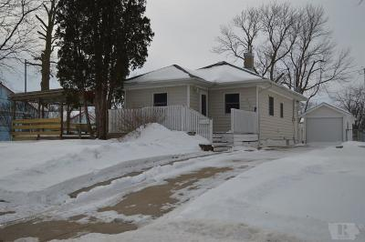 Marshalltown Single Family Home For Sale: 204 N 19th Street