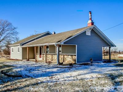Marshalltown Single Family Home For Sale: 2313 265th Street