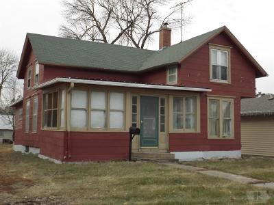 Grinnell Single Family Home For Sale: 1203 West Street