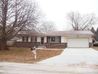 Grinnell Single Family Home For Sale: 1710 Spring