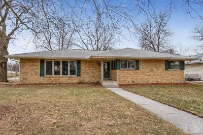 Grinnell Single Family Home For Sale: 1605 Reed Street