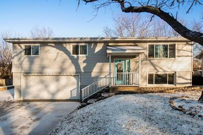 Grinnell Single Family Home For Sale: 1822 Sunset Street