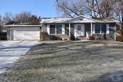 Marshalltown IA Single Family Home Sold: $144,900