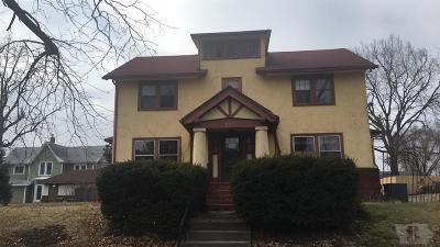 Marshall County Single Family Home For Sale: 206 N 1st Street