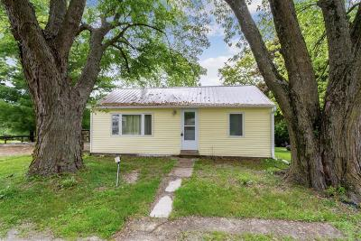 Brooklyn Single Family Home For Sale: 1414 E Ridge Drive