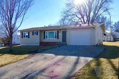 Gilman, Toledo Single Family Home For Sale: 710 E Courtland Street