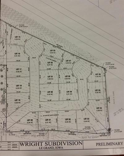 Residential Lots & Land For Sale: E Fremont St & N Prairie St