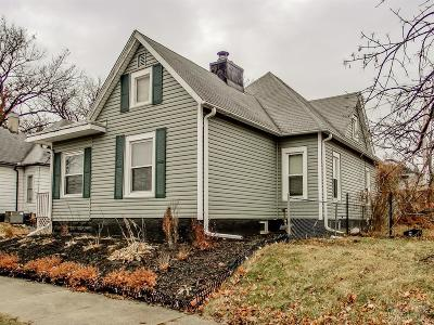 Marshalltown IA Single Family Home For Sale: $64,900