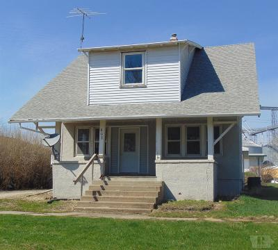 Single Family Home For Sale: 603 E Washington Street