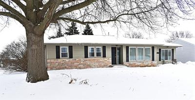Marshalltown IA Single Family Home Pending: $144,900