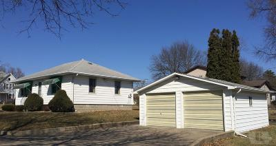 Marshalltown IA Single Family Home Pending: $89,900
