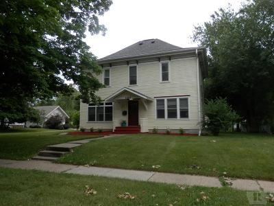 Grinnell Single Family Home For Sale: 1410 4th Avenue