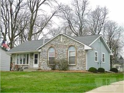 Grinnell Single Family Home For Sale: 1309 Penrose Street
