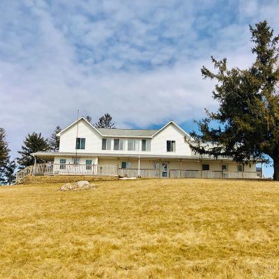 Marshalltown IA Single Family Home For Sale: $214,900