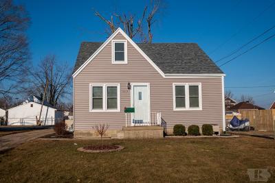 Marshalltown IA Single Family Home For Sale: $85,000
