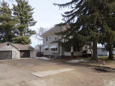 Toledo Single Family Home For Sale: 601 E Ross Street