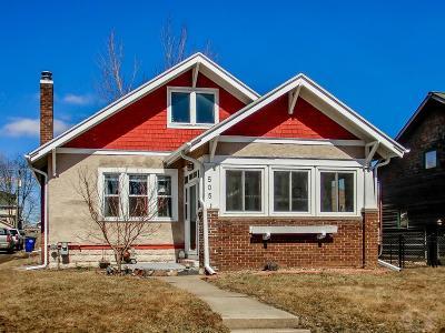 Marshalltown Single Family Home For Sale: 505 W Church Street