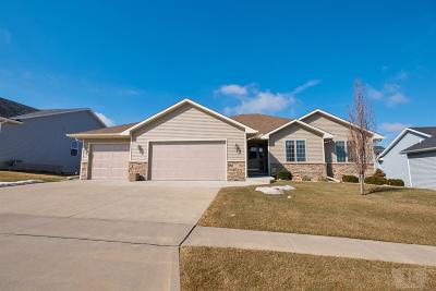 Marshalltown IA Single Family Home For Sale: $310,000