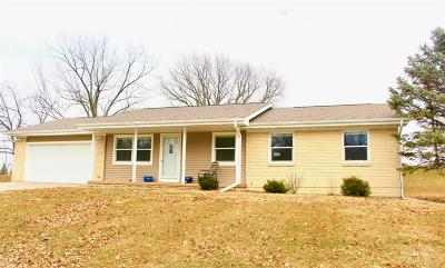 Grinnell Single Family Home For Sale: 1830 Country Club Drive