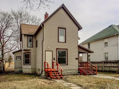 Marshalltown IA Single Family Home For Sale: $59,900