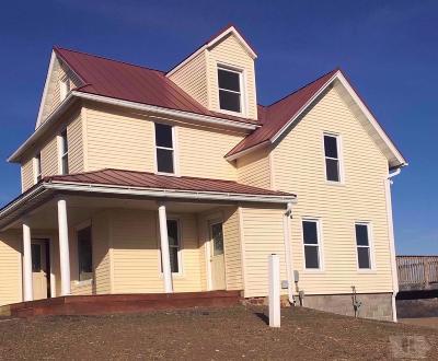 Single Family Home For Sale: 3158 E 116 Street N