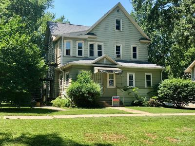 Grinnell Multi Family Home For Sale: 1017 East Street