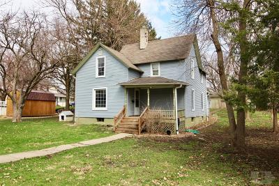 Grinnell Single Family Home For Sale: 820 Elm Street