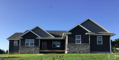 Single Family Home For Sale: 2886 61st Street Lane #Lot#4