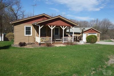 Brooklyn Single Family Home For Sale: 1240 E Ridge Drive