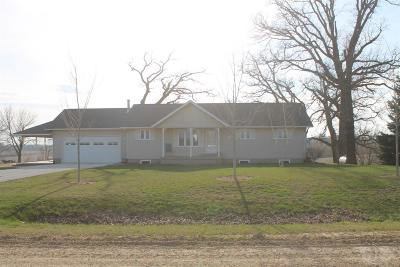 Single Family Home For Sale: 2910 H Avenue