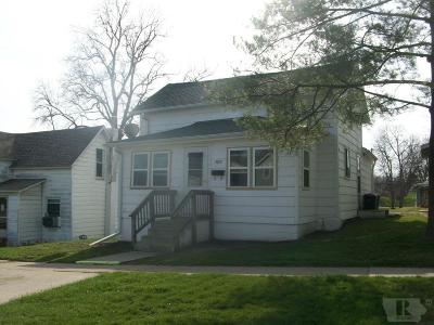 Grinnell Single Family Home For Sale: 707 Pearl Street