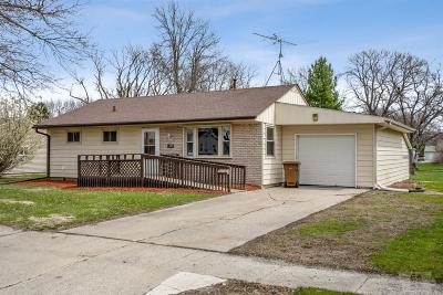 Grinnell Single Family Home For Sale: 1432 Prince Street