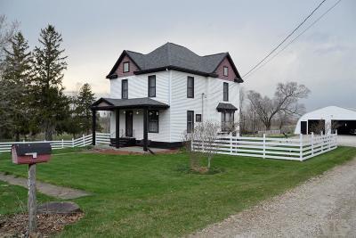 Single Family Home For Sale: 307 E Mason Street