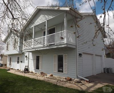 Marshalltown IA Single Family Home For Sale: $134,500