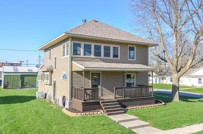 Montezuma Single Family Home For Sale: 407 E Dallas Street