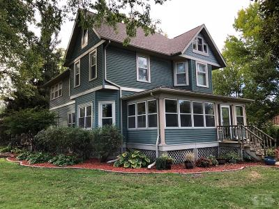 Single Family Home For Sale: 1505 Park Street