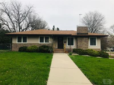 Single Family Home For Sale: 518 Friendly Drive