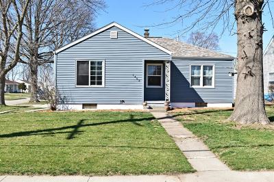 Marshalltown Single Family Home For Sale: 1402 E Nevada Street