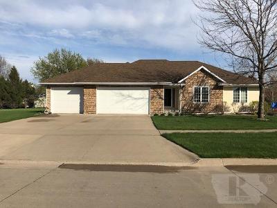 Marshalltown Single Family Home For Sale: 3506 Merritt